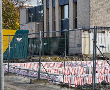 Renovatie kantorenpand Groningen